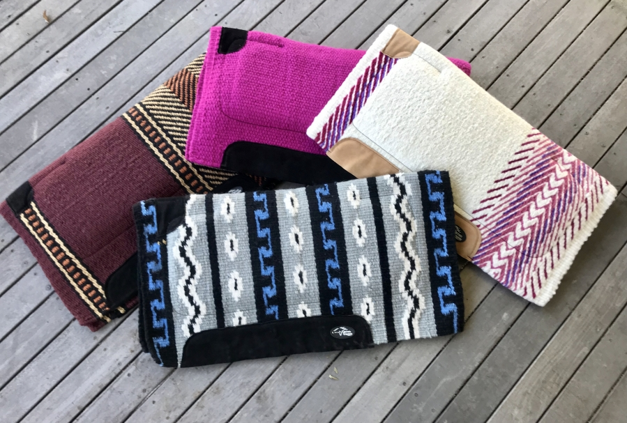 Ortho Equine Saddle Pads