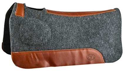 Mustang Correct Fit saddle Pad